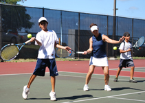Hawaii Tennis